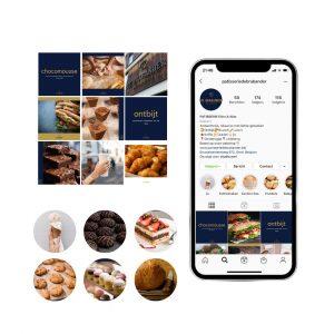 Patisserie De Brabander design Instagram Thats Called Strategy
